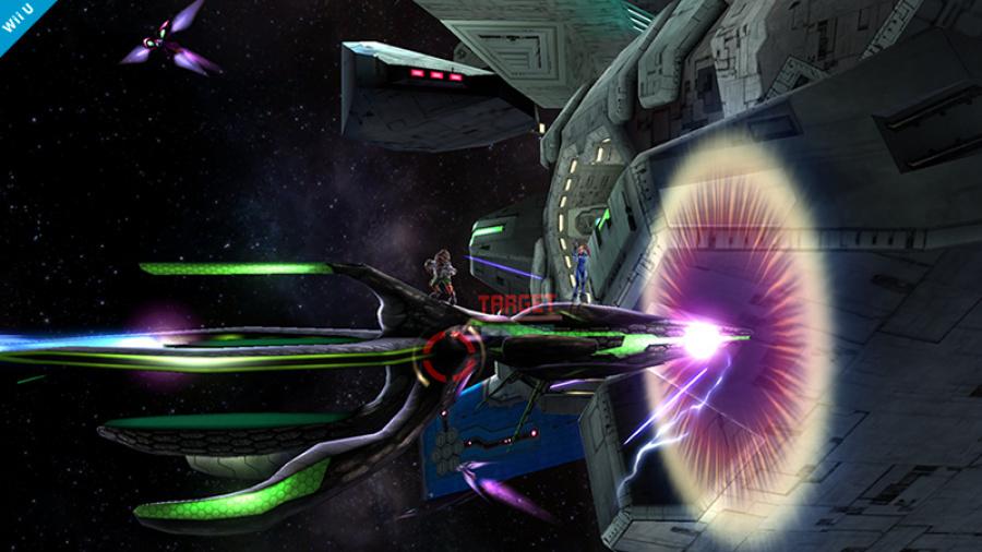 Image result for orbital gate smash wii u