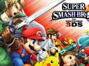 "Super Smash Bros. for Nintendo 3DS Update Includes Adjustments to ""Balance the Game"""