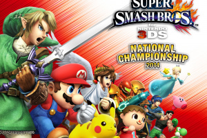 UK Event: Super Smash Bros. for Nintendo 3DS National Championship Grand Final - Tickets Up For Grabs