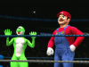 If Super Smash Bros. Was a WWE game, It'd Be Terrifying