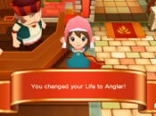 Working 9 to 5 in a Fantasy Life - Week Eleven: Angler