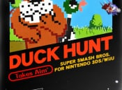 Duck Hunt's Super Smash Bros. Screens Are Barking Mad