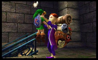 3 DS Zelda Majora's Mask 1107 07