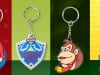 Grab a Cool Free Keychain With Selected Products on the Nintendo UK Store