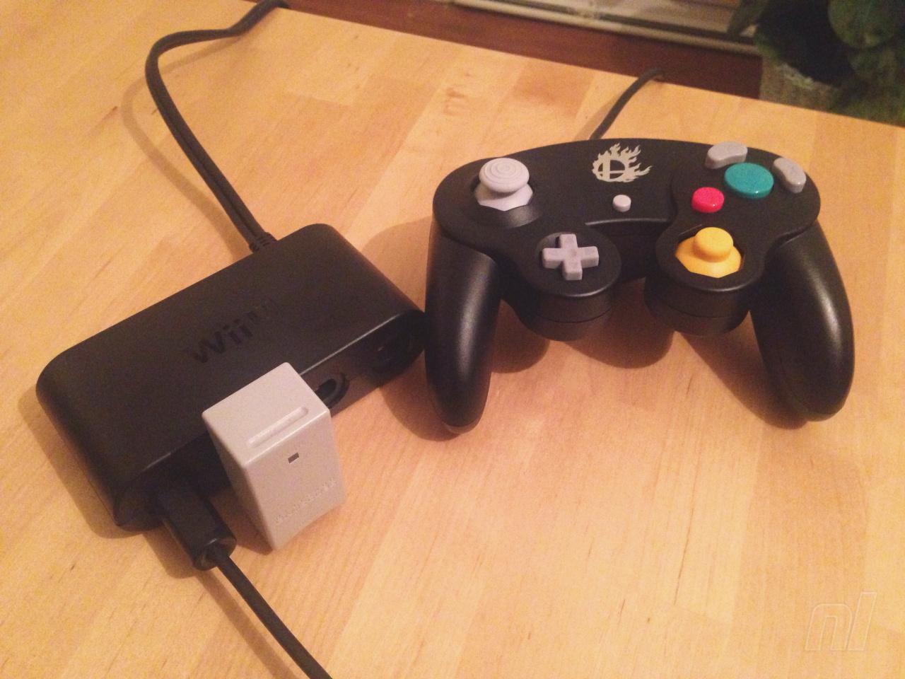 Hands On: Wii U GameCube Controller Adapter - Nintendo Life