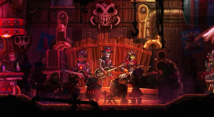 Steam World Music