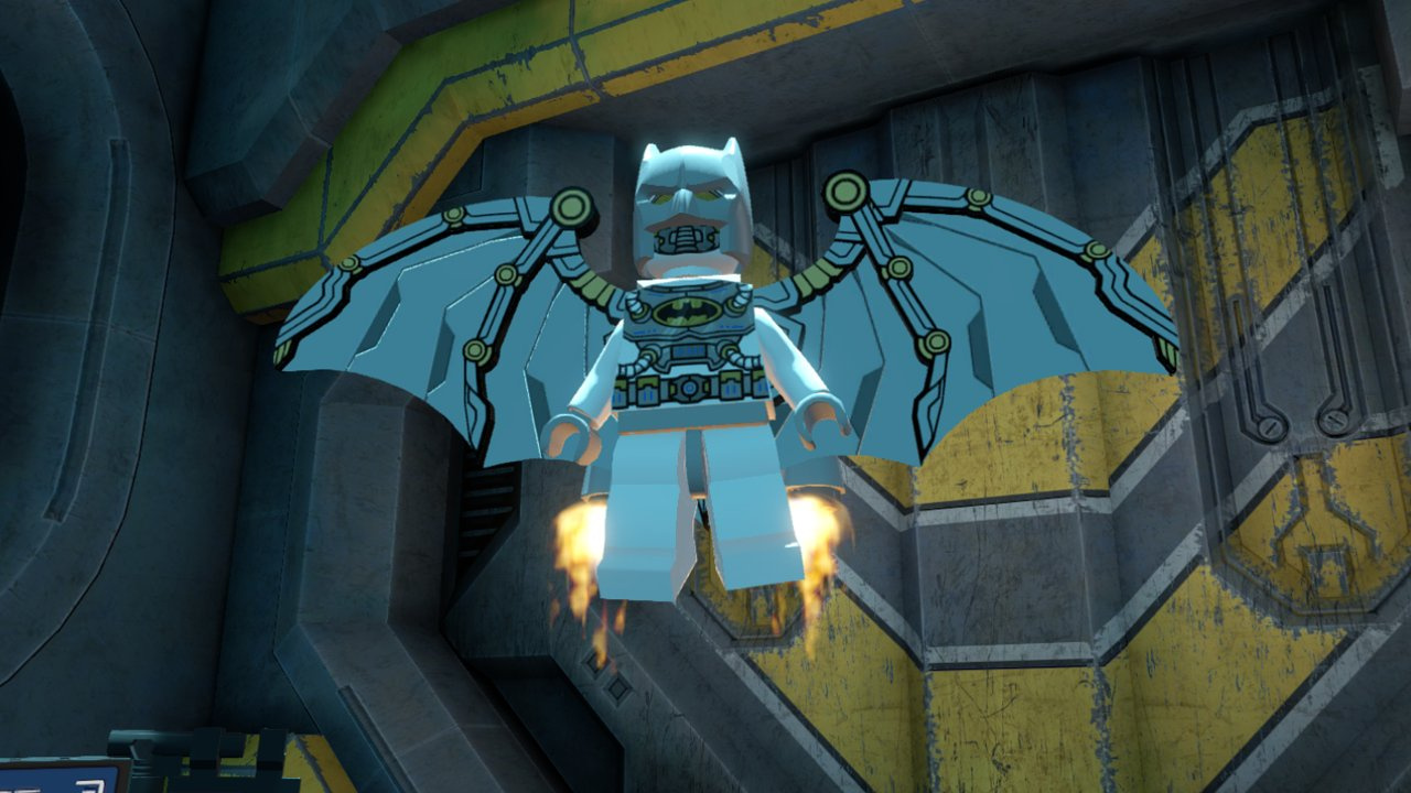 Feature A Look At The Many Bat Suits In Lego Batman 3