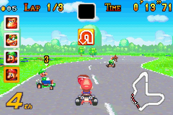 mario kart super circuit is racing onto the wii u virtual console nintendo life. Black Bedroom Furniture Sets. Home Design Ideas