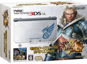 Monster Hunter 4 Ultimate Continues to Dominate in Japan as New Nintendo 3DS Leads Hardware Sales