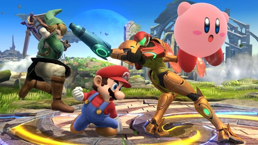 Smash Wii U DL Image