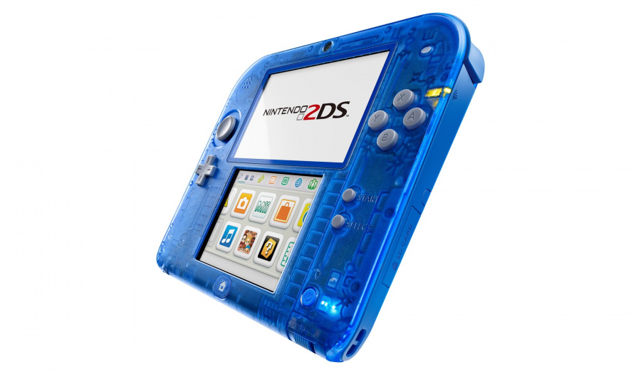 Blue Crystal 2DS