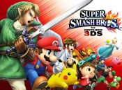 Super Smash Bros. for Nintendo 3DS Claims Second in NPD Charts