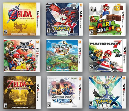 Nintendo 3ds Xl Games : Target and best buy nintendo deals live now kohl s black