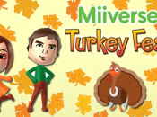 Turkey Fest from Nintendo Brings a Host of Game Contests to Miiverse