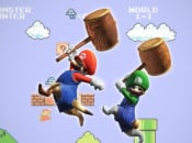 Check Out Mario And Luigi's Costume Cameos In Monster Hunter 4 Ultimate