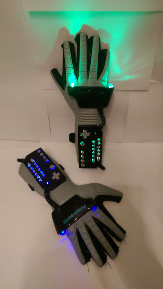 Weirdness: This Wearable Power Glove Accessory Can Be
