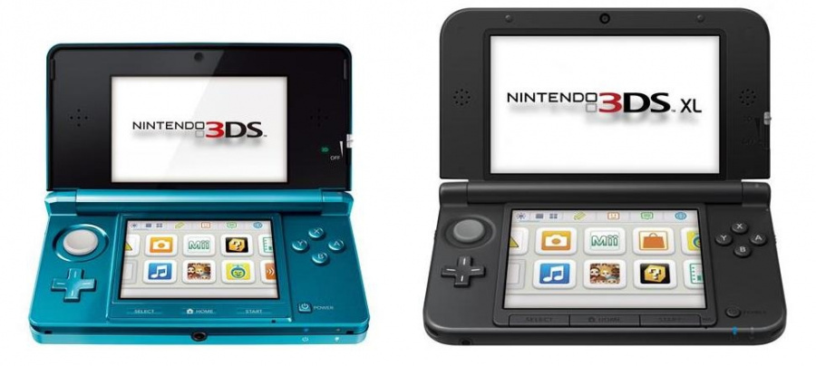 3 DS and XL