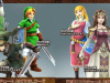 Hyrule Warriors DLC Costume Sets Now Up for Grabs in North America