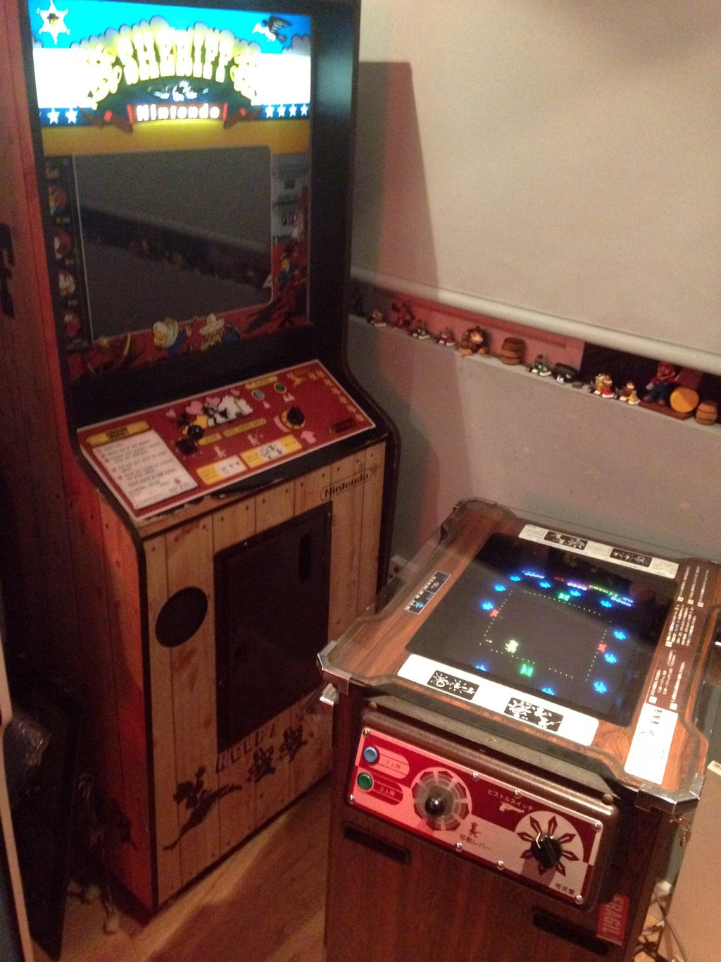 Interview Nintendo Arcade Collector Shoots From The Hip