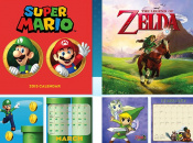 Nintendo UK Store Offering Free Calendar With Orders Over £30