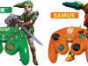 PDP GameCube-Style Wired Fight Pads for Donkey Kong, Link, Samus and Wario Due in Early 2015
