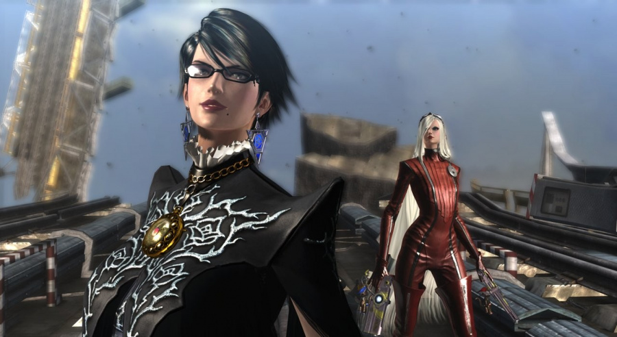 Bayonetta 2 Screen2