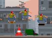 Rad Skating Game OlliOlli is Tricking Its Way Onto Wii U and 3DS in Early 2015