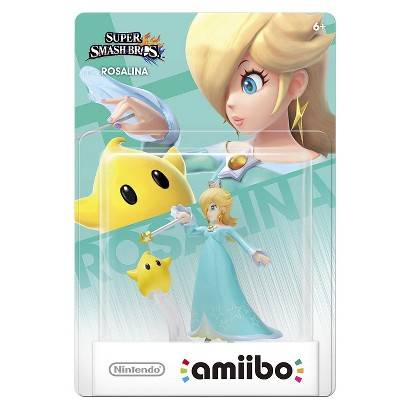 Rosalina & Luma amiibo Exclusive to Target in US, as More ...