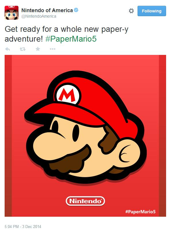 Rumour: Dubious Walmart Listing Suggests Supposed Paper Mario Title