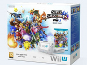 Super Smash Bros. Wii U Basic Bundle Heading for Spain