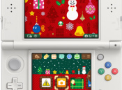The Latest 3DS Home Themes in Japan Have Monsters, Cute Cats and Festive Cheer