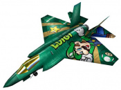 Ace Combat: Assault Horizon Legacy Plus Shows Off Its amiibo Fighters