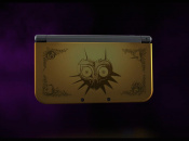 Majora's Mask Edition New 3DS XL Available for Pre-Order Again on Nintendo UK Store
