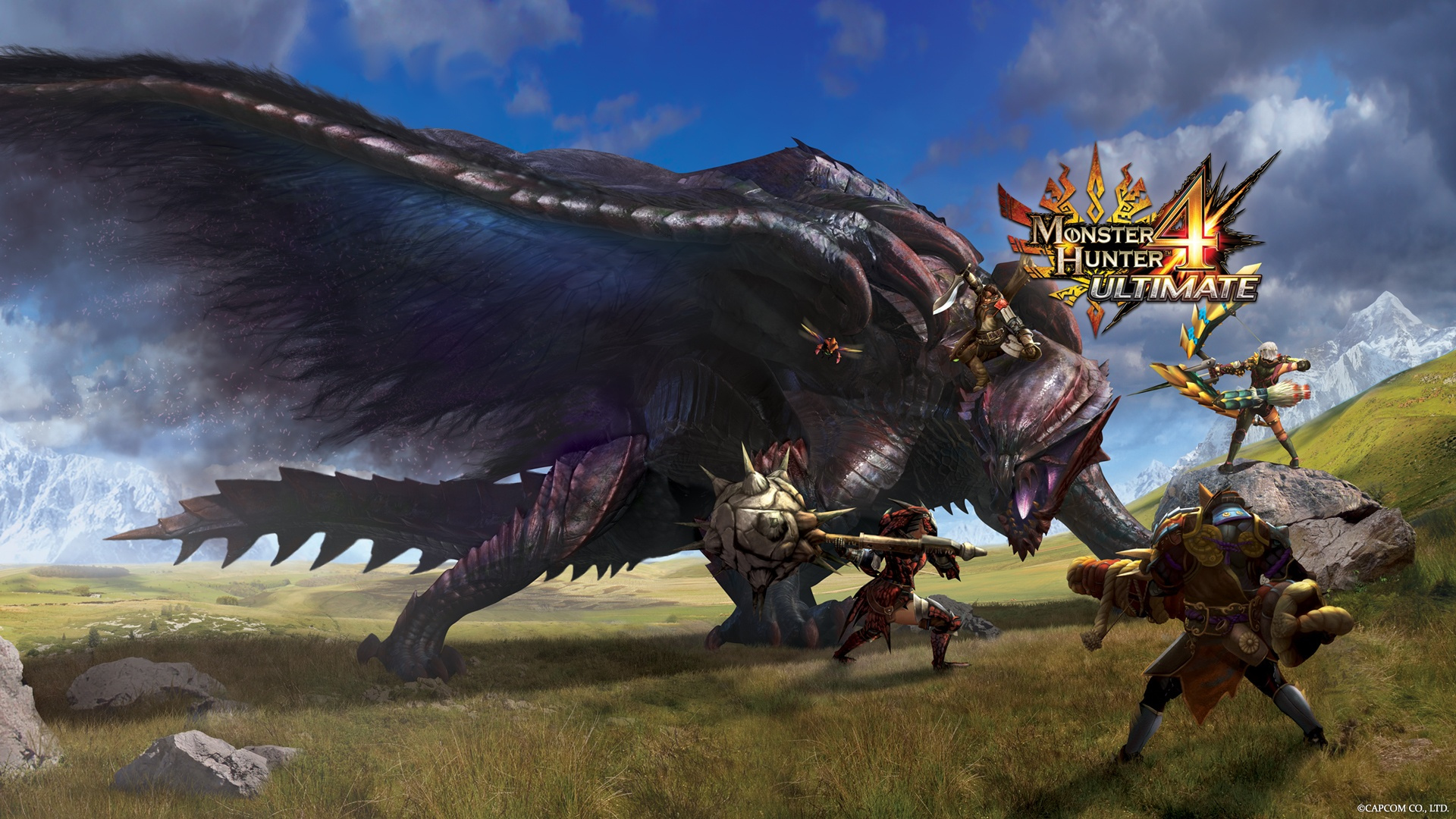 Monster Hunter 4 Ultimate Demo Codes Now Being Distributed