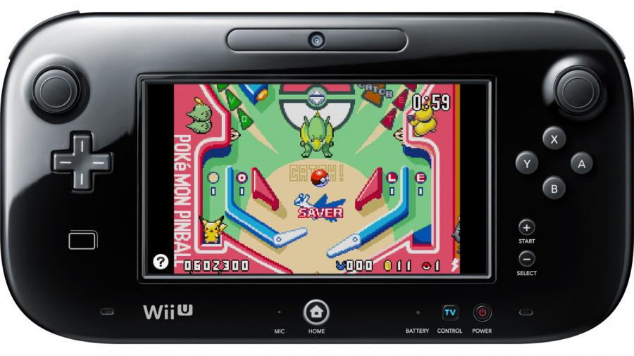 Wii U Pokemon Pinball Ruby Sapphire 02