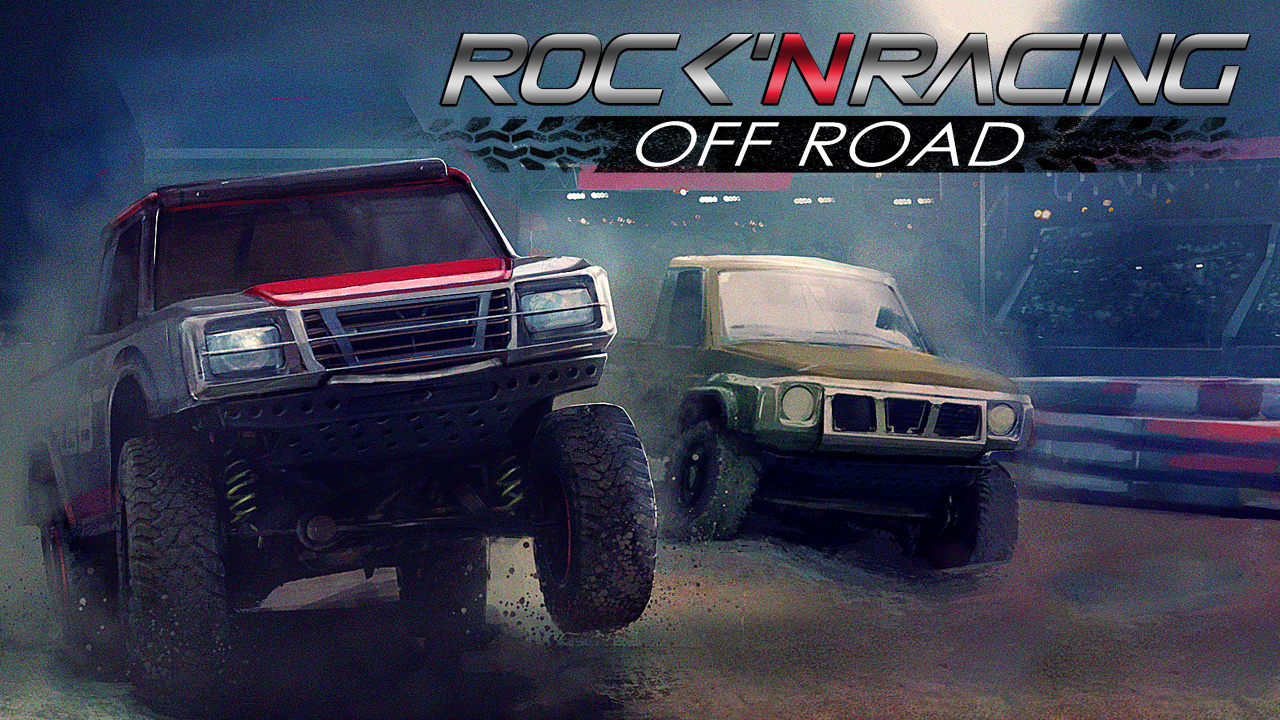 Trd Pro Tundra >> New Screenshots for Rock 'N Racing Off Road Speed Into View - Nintendo Life