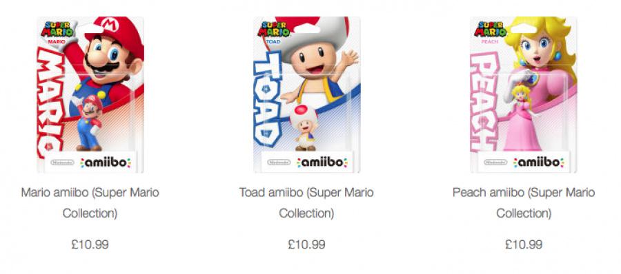 Super Mario amiibo