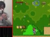 Meet The Man Who Plays Super Mario World With His Nose