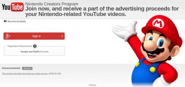 You Tube Creators Program
