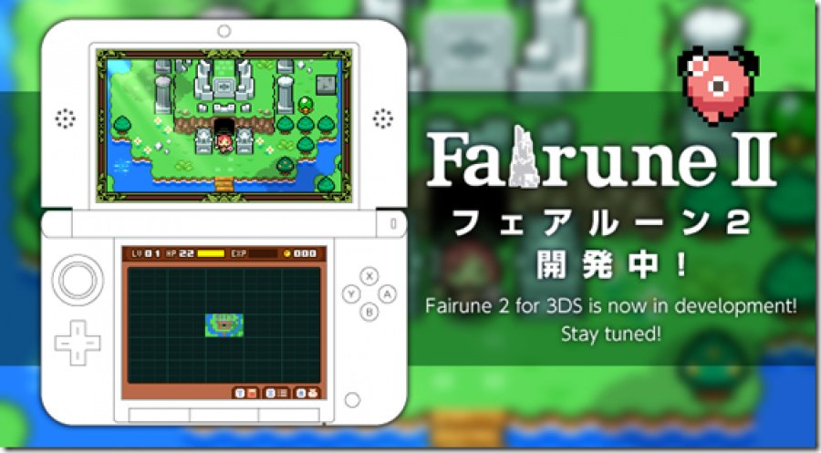 Fairune announcement