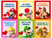 Nintendo Decides That Valentine's Day is Friendship Day