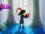 Getting Started and Collecting All Masks in The Legend of Zelda: Majora's Mask 3D