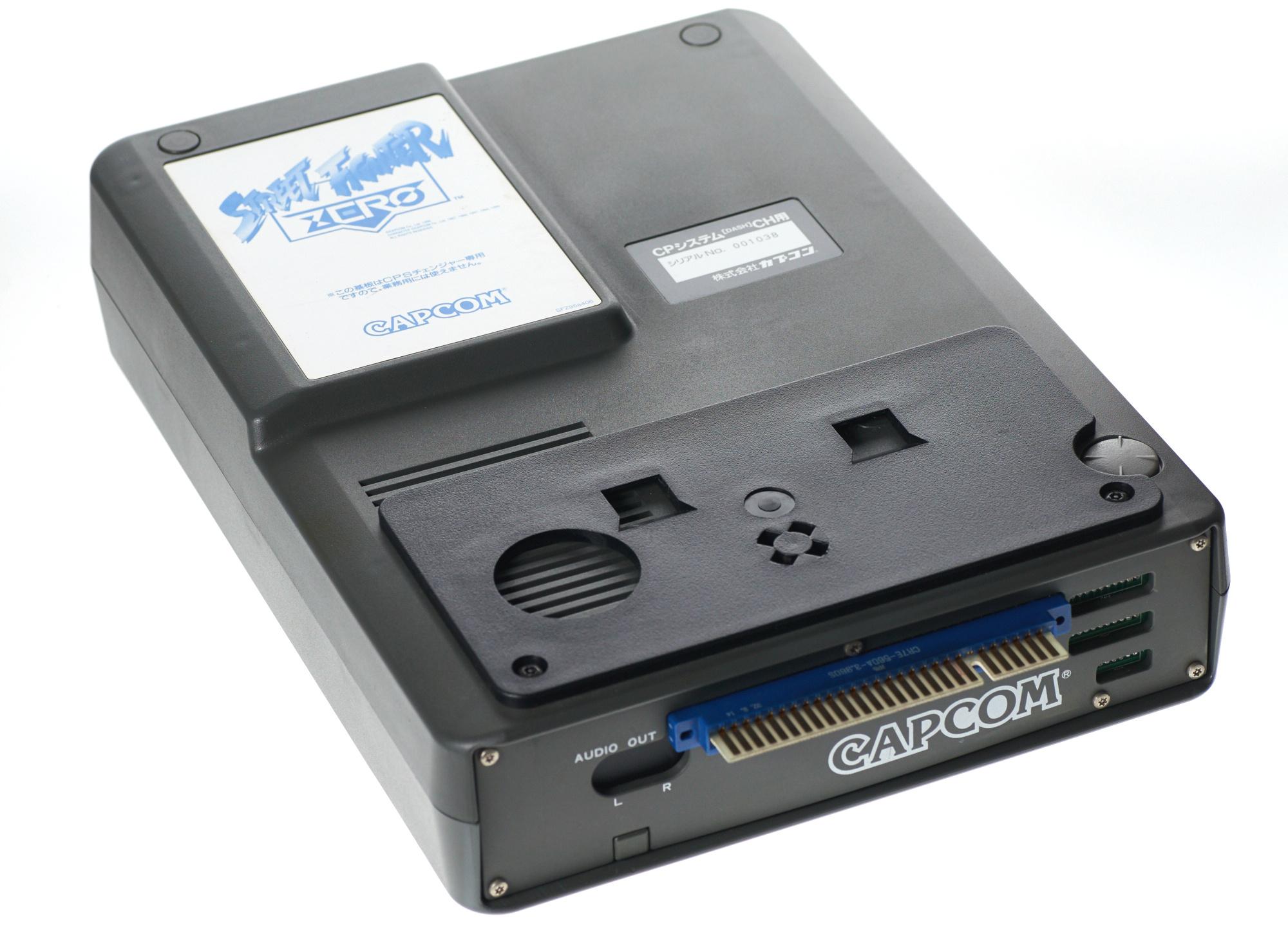 capcom play system iii emulator