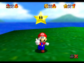Speedrunner Unexpectedly Collects New Super Mario 64 World Record in Duel