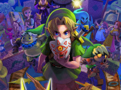 The Legend of Zelda: Majora's Mask 3D Trailer Now Available for Download in Europe