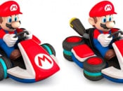 This Mario Kart 8 RC Toy Pretends to go Into Anti-Gravity Mode