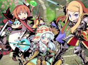 Etrian Mystery Dungeon Just Misses Top Spot in Japanese Charts as New 3DS LL Climbs to Second