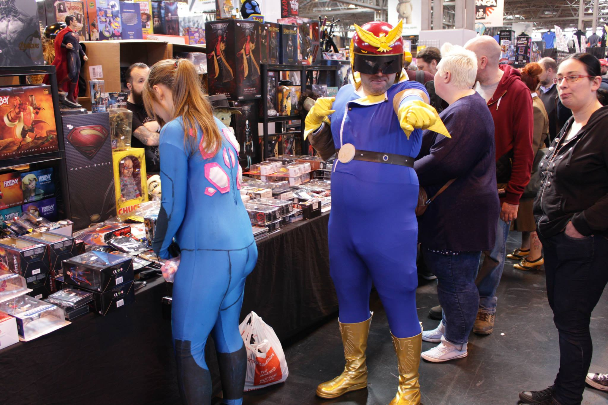 Events Nintendo At The Mcm Birmingham Comic Con 2015