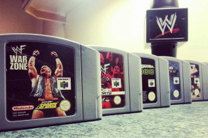 The Best Pro Wrestling Games That the N64 Has to Offer