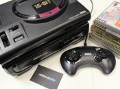 Sega Mega CD